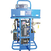 NRP LV8 Commercial Liquid And Vapor Air Driven Recovery Unit
