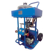 NRP VR5 Commercial Refrigerant Belt Driven Recovery Unit