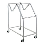 Stacking Chair Dolly for National Public Seating 8700 and 8800 Chairs 35 Chair Capacity Package Count 2