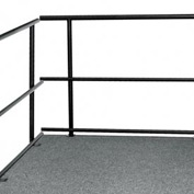 "36"" Guard Rails for Stages"