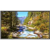 "NEC Display 70"" LED Backlit Commercial-Grade Display with Integrated Tuner"