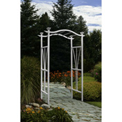 "New England Arbors® VA68102 London Arbor, 21"" x 45"" x 83.5"""