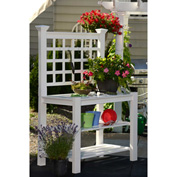 "New England Arbors® Burbank Potting Bench, 34"" x 44"" x 64-7/8"""