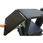 Newcastle Systems B130 Folding Shelf For PC Series Workstations