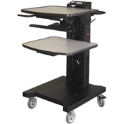 "Newcastle Systems NB300 NB Series Mobile Non-Powered Workstation, 26""W x 24""D x 42""H"