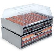 Roller Grill, 75 Hot Dogs, Gripsit