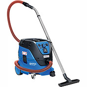Nilfisk Attix 33-22 IC 8 Gallon Wet/Dry HEPA Vacuum w/ Auto Filter Cleaning & Electric Tool Start