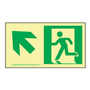 Glow NYC - Directional Sign Up Left