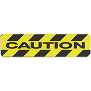 "Grit Anti-Slip Tape - Caution - 6""W"