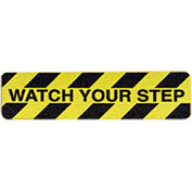 "Grit Anti-Slip Tape - Watch Your Step - 6""W"