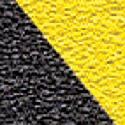 "Grit Anti-Slip Tape - Yellow/Black - 6""W"
