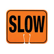 Cone Sign - Slow