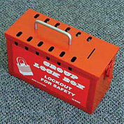 Group Lock Box - Slotted