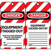 Lockout Tags - Equipment Tagged Out