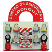 Mini Lockout Center with Supplies - Bilingual