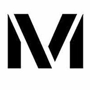 """Individual Character Stencil 4"""" - Letter M"""