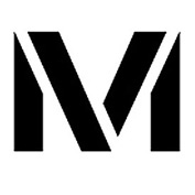 """Individual Character Stencil 8"""" - Letter M"""