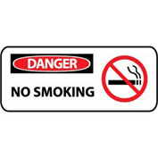 Pictorial OSHA Sign - Plastic - Danger No Smoking