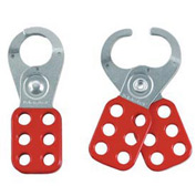 Safety Lockout - Steel Interlocking Hasp
