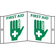 Facility Visi Sign - First Aid