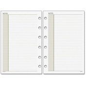 "DayRunner® Planner Notes Refill Pages 3/16"" x 8-1/2"" x 11"" White"