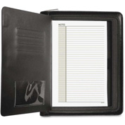 "DayRunner® Windsor Quickview Planner 10-1/2"" x 8-1/2"" x 1-1/4"" Black"