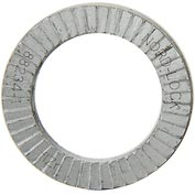 Nord-Lock 1530 Wedge Locking Washer - Carbon Steel - Zinc Flake Coated - M12 - Pkg of 10