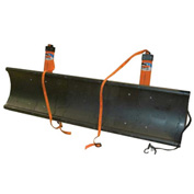 """Nordic Auto Plow Lightweight Rounded Edge 79"""" Snow Plow: Cars/Light SUV's - NAP-101"""