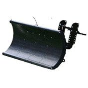 "Nordic Auto Plow Lightweight Rounded Edge 64"" Snow Plow: Lifted Frame EZ-GO Golf Carts - NAP-GEL4"