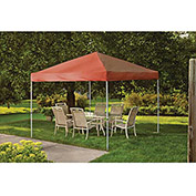 ShelterLogic, 22738, Pro Pop-up Canopy Straight Leg Cover 10 ft. x 10 ft. Terracotta