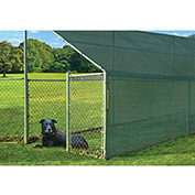 ShelterLogic, 25642, ShadeLogic Shade Cloth 25 ft. x 6 ft Evergreen