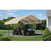 ShelterLogic, 62635, Carport-in-a-Box 12 x 20 x 9 ft.