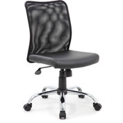 Boss Budget Mesh Task Chair - Black