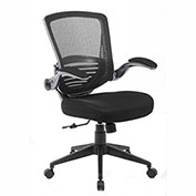 Boss Contemporary Mesh Task Chair, Black