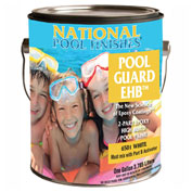 National Pool Guard EHB™ High Build Epoxy Paint, Gray, 2 Gallon, 1/Case - 6509-K
