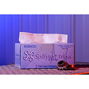 "Spilfyter® 9.25"" x 10.25"" Pop-out Box Light-Duty Utility Wipe - 125/Case"