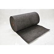 "Spilfyter® Premium Universal Perfed Roll, Medium Weight, 32"" x 150'  Medium Weight, Gray, 1/Bag"