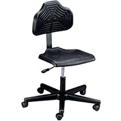 Milagon Cita Low Profile Polyurethane Ergonomic Cushioned Budget Work Seat