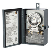 NSI 1103-O 120V DPST 40A 24 Hr. In Metal Outdoor Case