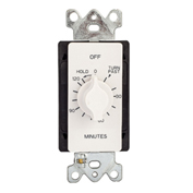 NSI A502HHW 2 Hr. Twist Timer White W/Hold
