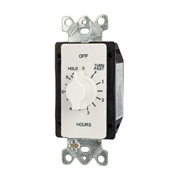 NSI A506HHW 6 Hr. Twist Timer White W/Hold