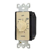 NSI A512HH 12 Hr. Twist Timer Ivory W/Hold