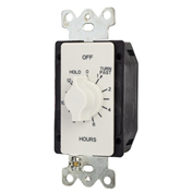 NSI A512HHW 12 Hr. Twist Timer White W/Hold