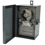 NSI TORK® 7302ZL Astronomic Skip A Day Reserve Power Timer, 40A, 208-277V, 3PST, Need Lattitude