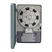 NSI TORK® W202 7 Day Time Switch, 40A, 208-277V, DPST, Indoor Enclosure