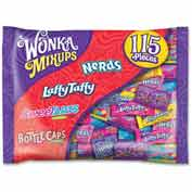 Nestle Wonka Mix-Up Candy, Assorted Flavors, 32 Oz, 115/Pack
