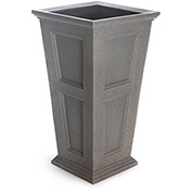 "Fairfield 40"" Tall Planter - Sandstone"
