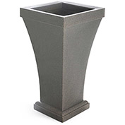 "Bordeaux 40"" Tall Planter - Sandstone"