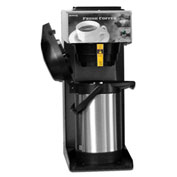 "Newco 101768 - AK-LD Coffee Brewer, Pour Over, Thermal Dispenser, 120V, 8-1/2"" x 17-3/4"" x 21-1/4"""
