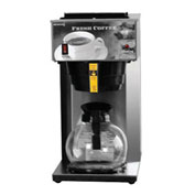"Newco 110400 - AKH-1 Coffee Brewer, Pour Over, 1 Warmer, 120V, 8-1/2""W x 16-3/8""D x 16-7/8""H"